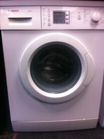 Bosch washing machine (off white)