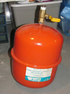 Expansion Tank For Oil Boiler Furnace