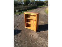 Pine shelves £10