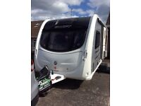 2013 Swift Conquerer 565 Caravan