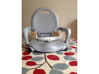 Chicco portable highchair