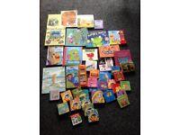 Job lot of children's / toddler books for sale.