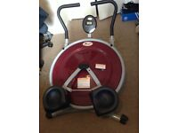 Ab Circle Pro fitness machine - home workout equipment £20