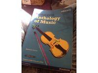 Edexcel GCSE Anthology of Music for 2014-2017