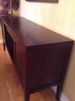 Multi Function - Dining Rm Sideboard/Buffet or Use as a Bar
