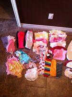 Lot of girls 3-6 month clothing