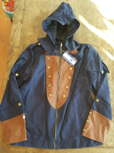 Assassins  Creed Cosplay Hooded Jacket. $90