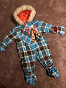 Brand new with tags attached Boys Gusti snowsuit London Ontario image 1