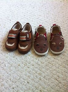 Toddler shoes and slippers
