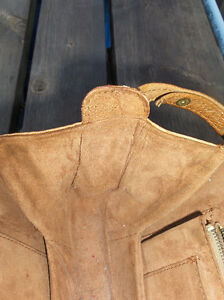 Vintage OSTRICH leather purse, by CORBEAU, from South Africa, Peterborough Peterborough Area image 7