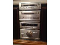 Technics HD301 Stereo System