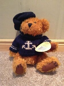 """Brass Buttons collectible toy bear Pickford Bears """"Tango"""" Kitchener / Waterloo Kitchener Area image 1"""
