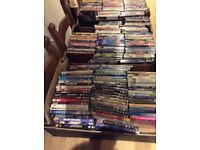 200+ DVD Collection for sale