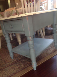 BEAUTIFUL RE-FINISHED COFFEE TABLES