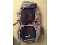 Eurohike Backpack/Hiking Bag/Rucksack 85 ltr - Nearly new, great condition