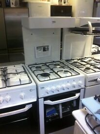 BEKO FREESTANDING COOKER BRAND NEW EX-DISPLAY BA53NEW COOKER WITH A STORE WARRANTY