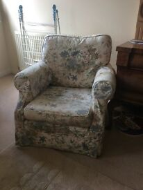 Lovely small armchair