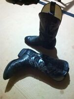 Hondo size 9 100% leather riding boots
