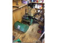 Lawnmower Ransomes marquis