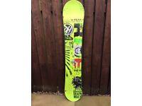 RIDE snowboard 159cm HD series.