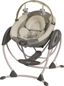 Graco Peyton Glider LX Infant Swing, New
