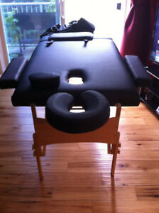 For Sale:  Massage Table