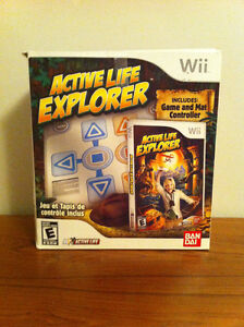 Active Life Explorer Game