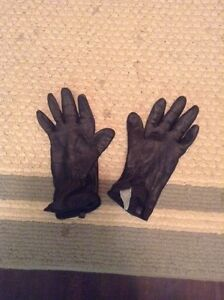 Womens Thinsulate Leather Gloves