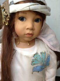 Doll ..vinyl (gotz) Philip Heath £100