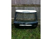 Mini cooper rear boot tailgate r50 r53