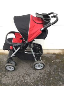Britax reclining push chair