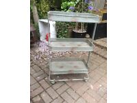 Shabby chic unit