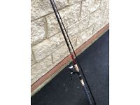Brand New 12ft Shakespeare Float Rod & Reel SALE!