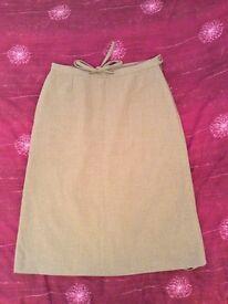 Bensimon winter skirt, size 10