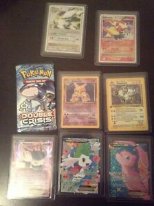 Buying Pokemon cards and packs