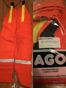 Insulated Coveralls size large