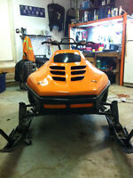 95 ARCTIC CAT ZR 580 VERY FAST !!! 1500$ OR TRADE!!!!!