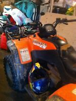 350 fourtrax Es 7000kms!!! Trade! OBO