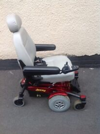 JAZZY SELECT6 ELECTRIC WHEELCHAIR