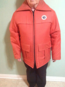 Sailing Man's Floater Coat