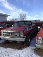 Square Body Driving Projects