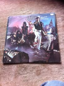 Mott The Hoople. Shouting & Pointing. First Pressing vinyl