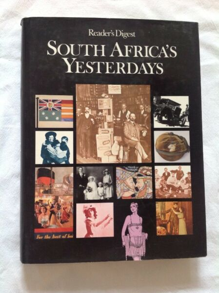 South Africa's Yesterdays - Readers Digest
