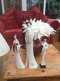 Japanese Figurines
