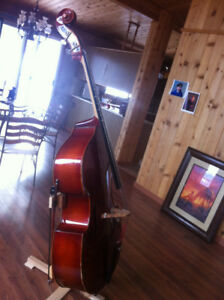 Andrew Schroetter 3/4 Size Upright Bass