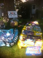 Various items for sale Fairview
