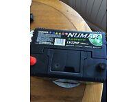 Numax leisure battery 75 Ah