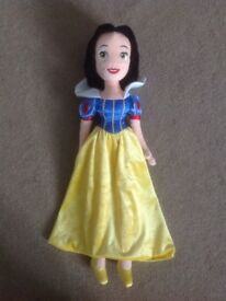 Snow White Soft Doll