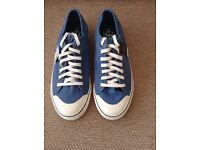 MENS NEXT CANVAS SHOES/TRAINERS (Size 7/41 - BNWT)
