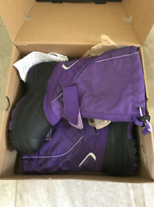 Kamik girls size 2 brand new winter boots
